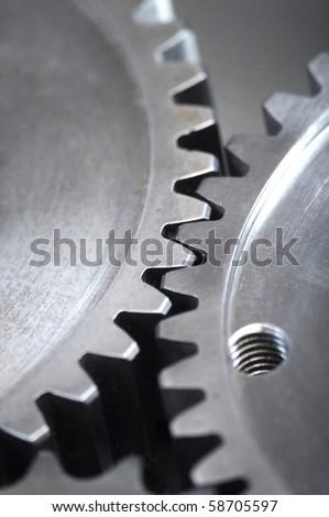 Gearing - stock photo