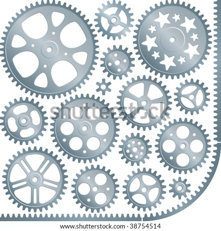 gears (vector enable in portfolio)