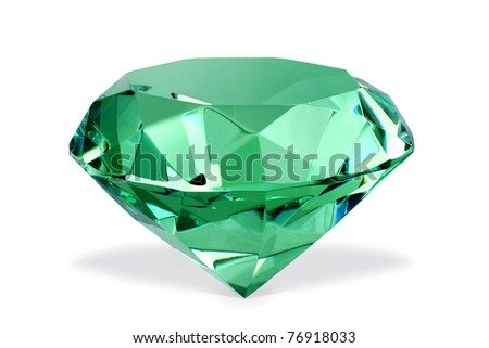 gemstone - stock photo