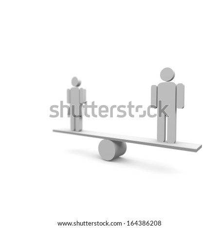 gender - stock photo