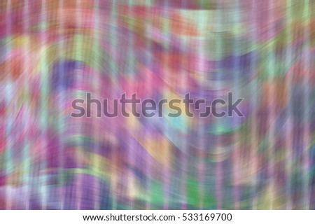Generative multiple shapes pixel mosaic for design wallpaper, texture or background., motion blur