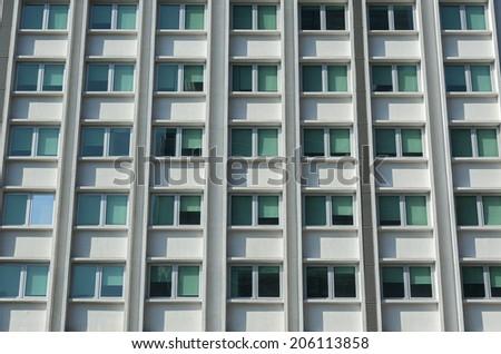 Generic Building  - stock photo