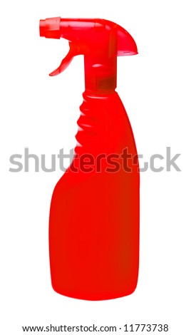 generic spray bottle (put on your own label)