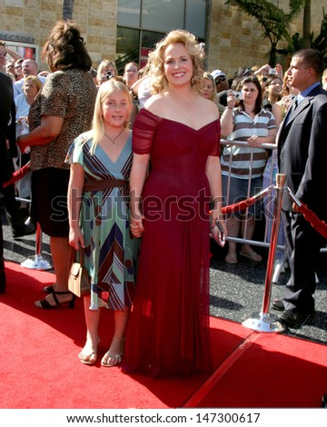 Genie Francis & daughter at the Daytime Emmys 2007 Kodak Theater Los Angeles, CA June 15, 2007