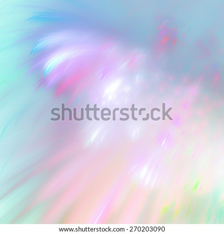 Gentle abstract background in light pastel tones. - stock photo