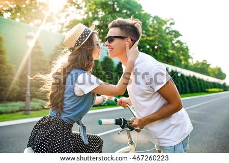 Flirter couple