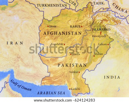 the geography of afghanistan The geography of afghanistan afghanistan is a landlocked country located in south-central asia the country is 249,935 square miles in area (647,500 square kilometers), which is slightly smaller than the state of texas.