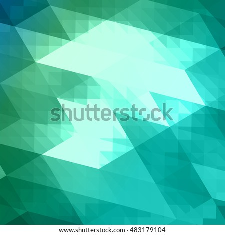 Geometric abstract background for graphic design or the wallpaper for your operating system.