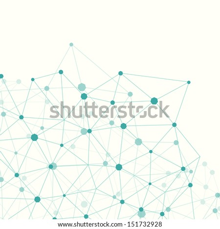 Geometric Graphic Design Useful For Your Design - stock photo