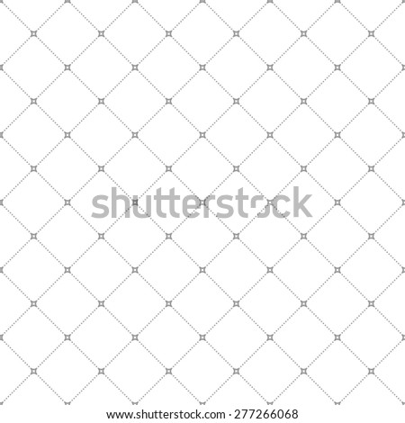 Geometric modern  seamless pattern. Abstract texture with grey dotted elements.