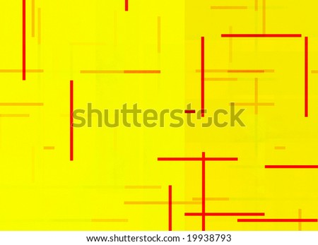 geometric multi-colored background image