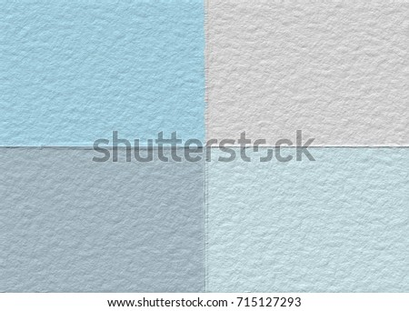 geometric pattern in pastel soft sweet color background with paper rough texture