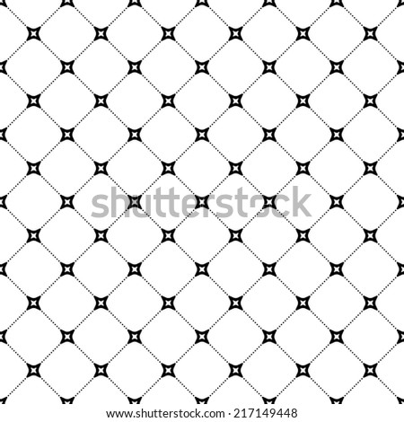 Geometric  pattern. Seamless abstract texture for wallpapers and background