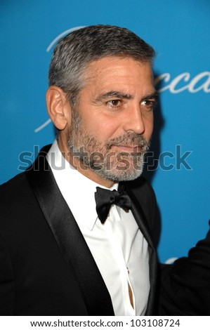 George Clooney at the 2009 UNICEF Ball Honoring Jerry Weintraub, Beverly Wilshire Hotel, Beverly Hills, CA. 12-10-09