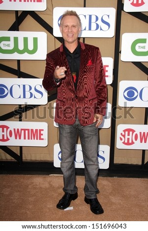 George Gray at the CBS, Showtime, CW 2013 TCA Summer Stars Party, Beverly Hilton Hotel, Beverly Hills, CA 07-29-13