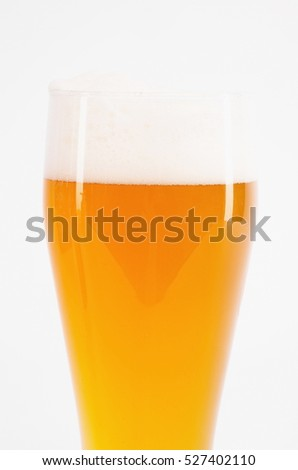 German beer isolated
