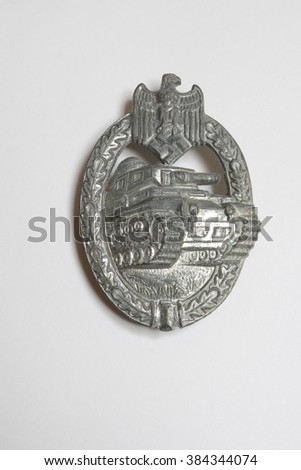 German Tank Badge, Panzer Badge