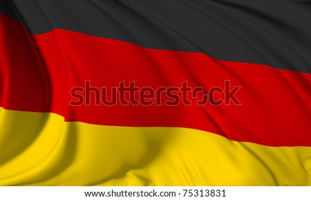 Germany flag HI-RES collection