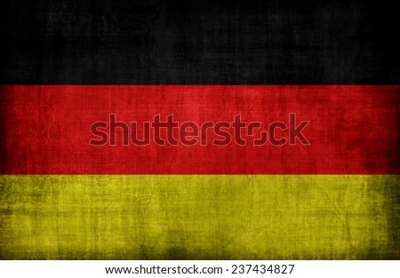 Germany flag pattern  ,retro vintage style