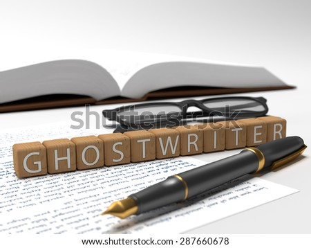 Ghostwriter books