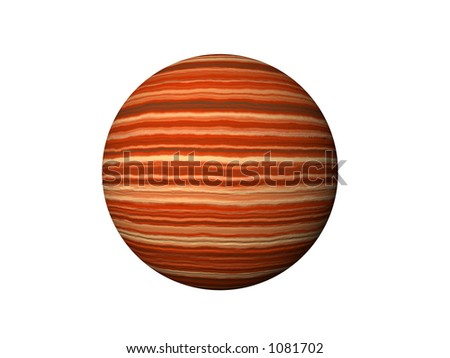 Giant Jupiter type Planet
