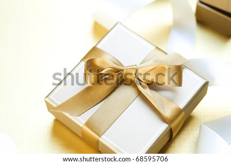 Gift box for St.Valentine's day