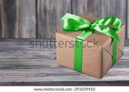 Gift, Box, Gift Box. - stock photo