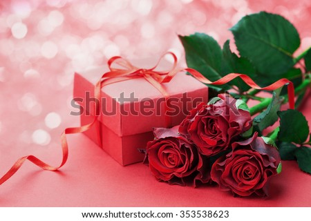 Valentine Flowers Stock Images, Royalty-Free Images & Vectors ...