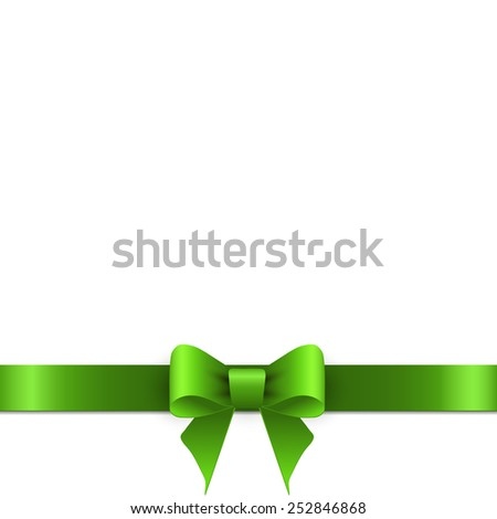 Gift card with place for text  - stock photo