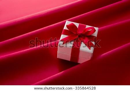 gift image - stock photo