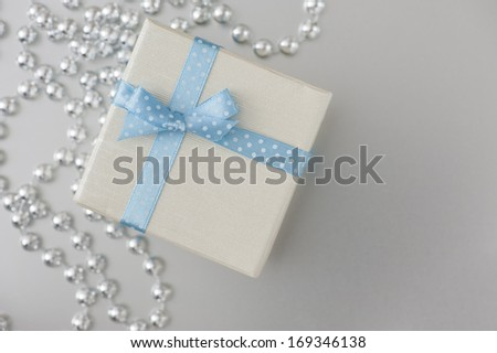 Giftbox - stock photo