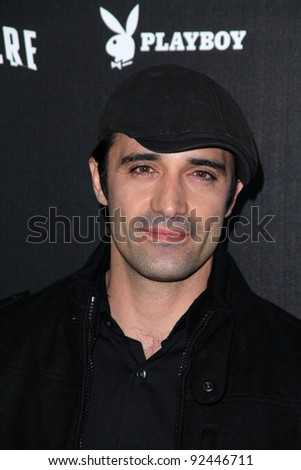 "Gilles Marini at the ""Haywire"" Los Angeles Premiere, Directors Guild Of America, Los Angeles, CA 01-05-12"