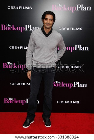 """Gilles Marini at the Los Angeles premiere of """"The Back-Up Plan"""" held at the Westwood Village Theater in Hollywood, USA on April 21, 2010. - stock photo"""