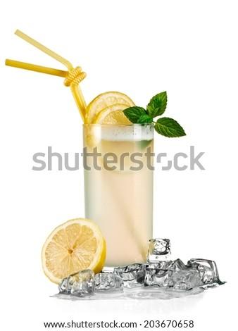 Gin fizz  - stock photo