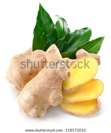 ginger - stock photo