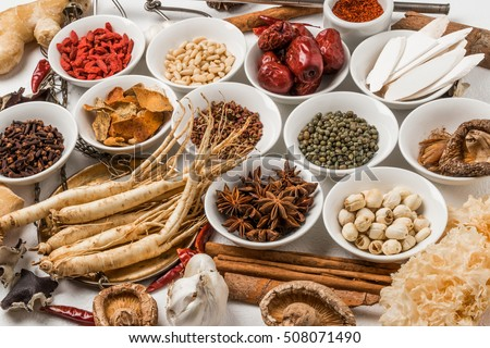 Traditional Chinese Medicine Stock Images Royalty Free