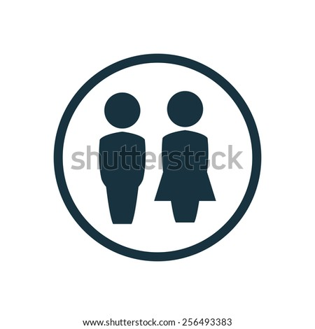 Bathroom Signs Holding Hands girl sign stock images, royalty-free images & vectors | shutterstock