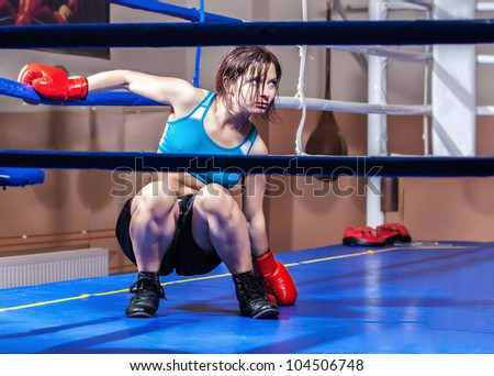 how to become a professional woman boxer
