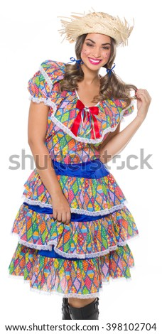 Brazilian Woman Stock Images, Royalty-Free Images ...