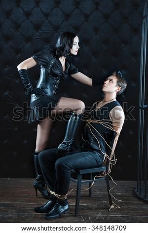 Taurus Scorpio Woman Male