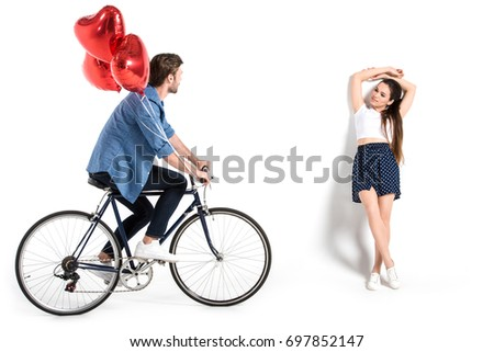 valentine's day blind little girl - flirt stock images royalty free images vectors