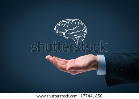 Give business ideas and headhunter concepts. - stock photo