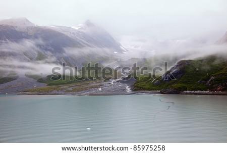 Glacier Bay National Park and Preserve, Alaska - stock photo