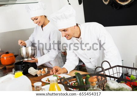 business food culinary