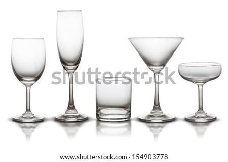 glass - stock photo