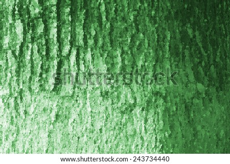 Glass effect Tree bark texture  background  - stock photo