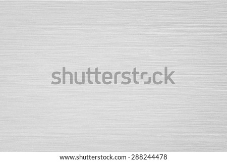 Glazed tile wall imitated wood grain texture background in white color tone  - stock photo
