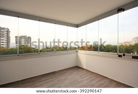 Glazing Balcony