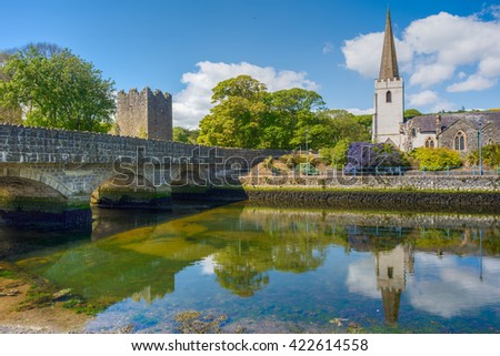 Irish Village Stock Photos  Royalty Free Images  amp  Vectors