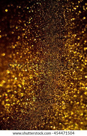 glitter vintage lights background.  defocused.